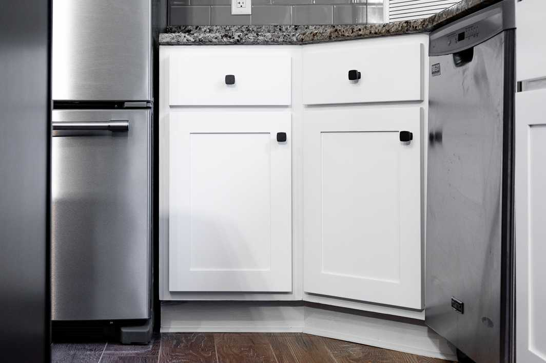 Repaint or Replace Cabinet Doors